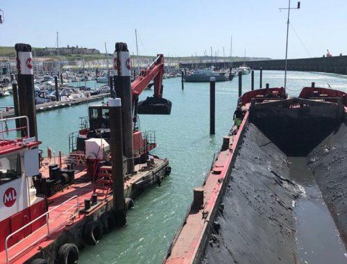 brighton marina dredging